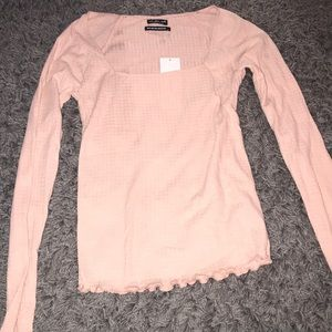 Out From Under Pink Long Sleeve